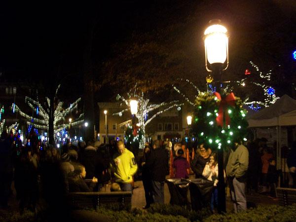 Morristown Green Christmas Festival