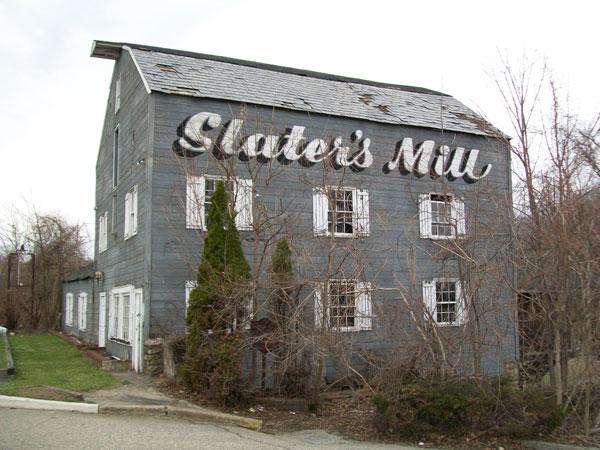 Slater's Mill