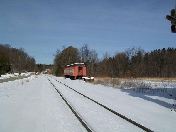 Newfoundland Train Station